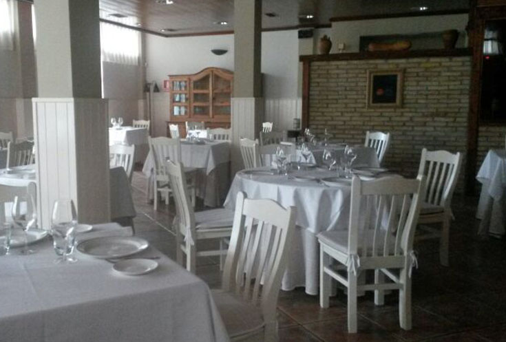 Restaurante Hector Oribe Paganos Comedor