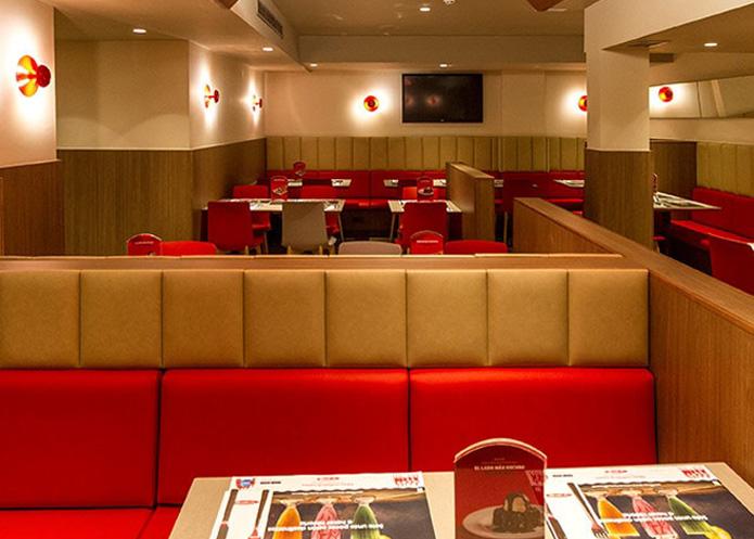 Restaurante Vips Madrid Ciudad Lineal