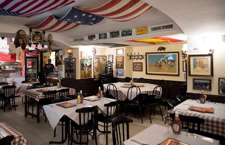 Alfredos Barbacoa Lagasca Restaurante Madrid