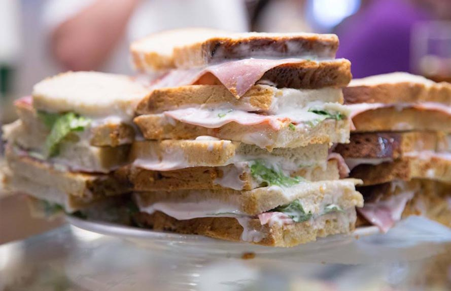 Bar Eme Bilbao Sandwiches