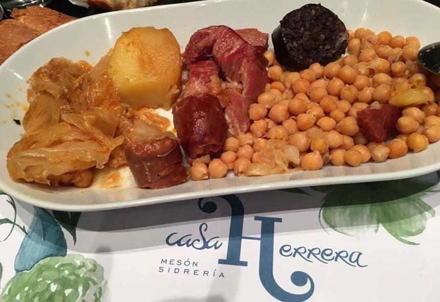 Casa Herrera Torrelavega Restaurante
