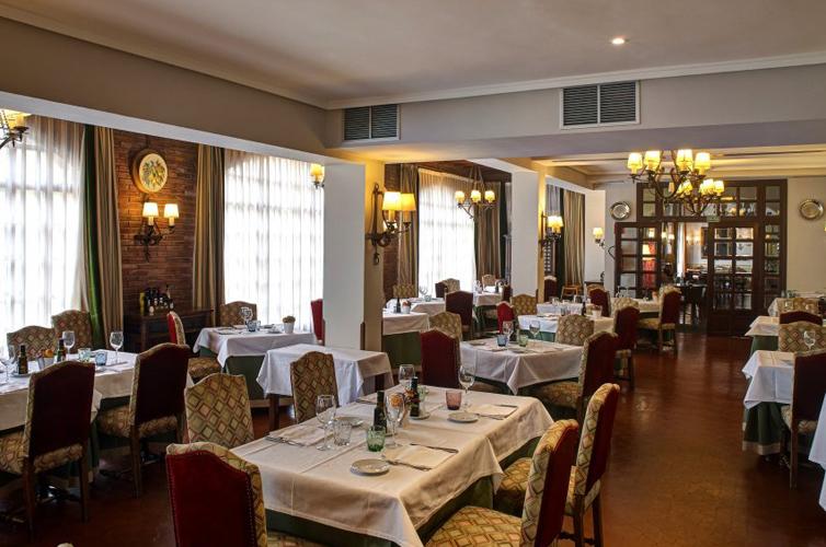 Parador de Calahorra Restaurante La Rioja
