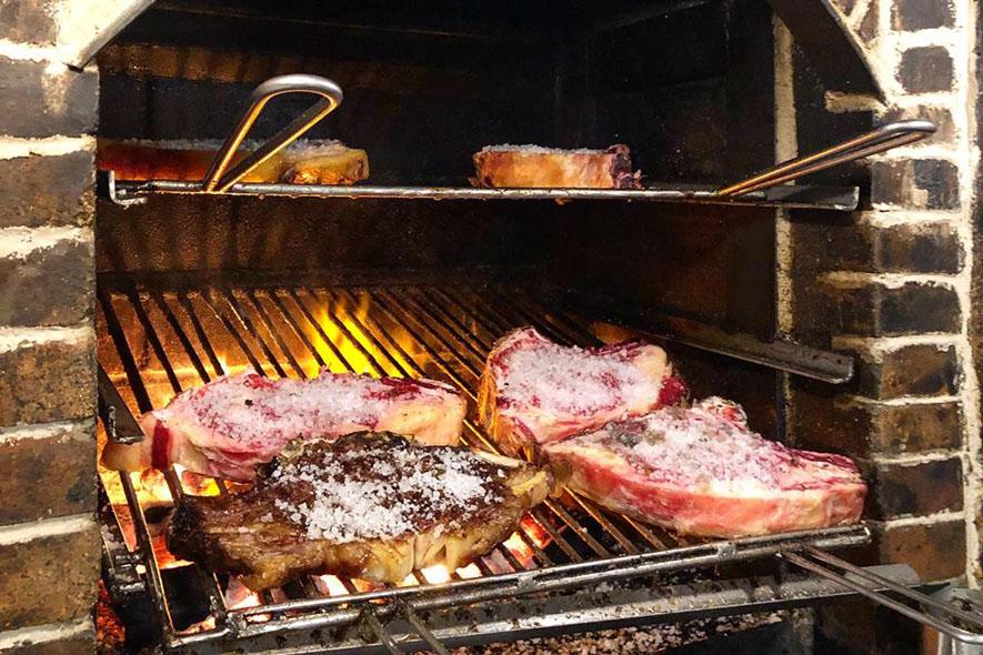 Restaurante Casa Julian Tolosa Parrilla