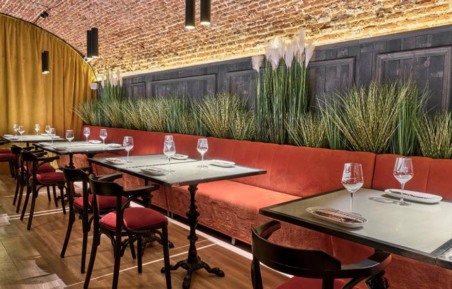 Taberna El 5 de Tirso Madrid Restaurante