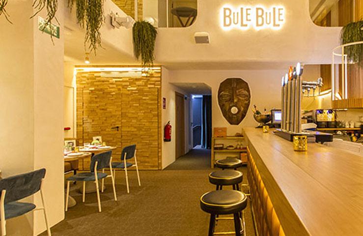Restaurante Bule Bule Madrid Copas