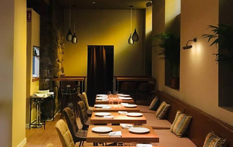 Restaurante Colosimo Madrid Sala