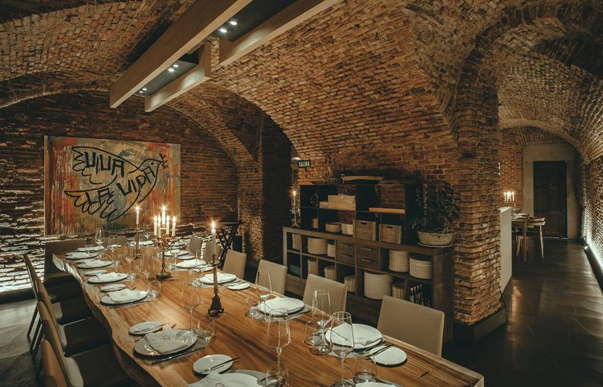 Restaurante Ferreteria by EGO Madrid