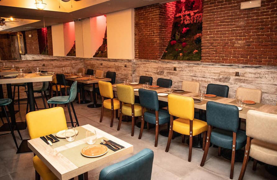 Restaurante Taima Madrid Mesas