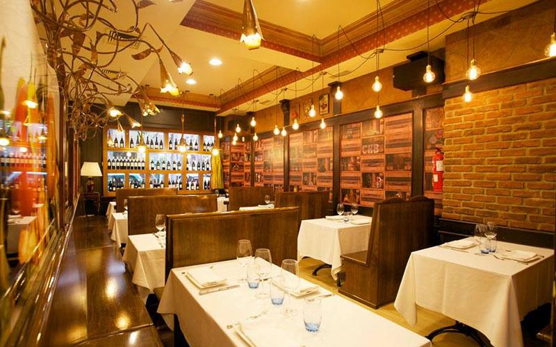 El Viejo Zortzi Restaurante Bilbao